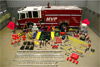 Multi Vocational Pumper Fire Truck