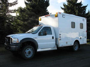 MOBILE DETECTION VEHICLE