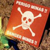 Mine Warning Signs