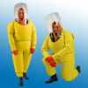 DIRTY BOMB PROTECTIVE SUIT