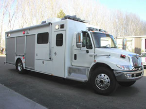 Advanced Rescue Unit